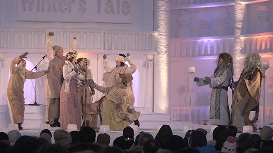 大雪像の舞台劇 ススキノも開幕詳しくはこちら