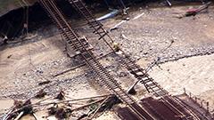 JR根室線で複数の橋流失 特急など長期運休 国道も寸断