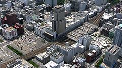 新幹線「札幌駅」ホーム位置 2案に絞り年内に結論