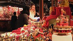 ミュンヘン・クリスマス市が開幕 札幌・大通公園