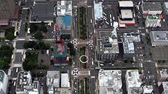 大通公園 東に延伸へ 北電本店など周辺再開発も 札幌