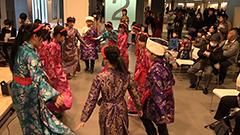 民族衣装や踊りで異文化理解 札幌で国際協力フェス