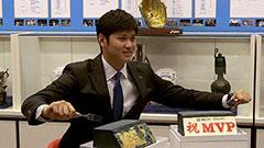 大谷、来期オフにもメジャー挑戦か 2億7千万円で契約更改