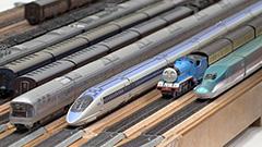 新春恒例 鉄道模型の走り初め 札幌