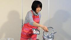 <生活百科 おやこでトライ!>5 豆腐でつくる白玉だんご