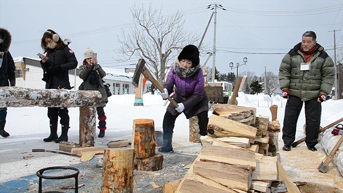 都民16人 冬の中川堪能 「こんな企画がなければ一生来ない…」サイクリングなど2泊3日のツアー