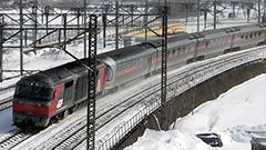 豪華寝台「カシオペア」車両の臨時列車が2月26日北海道ラストラン